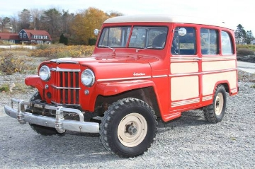 1959 Jeep Station Wagon ( www.hemmings.com )