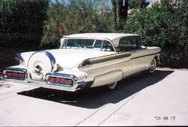 1957 Mercury Turnpike Cruiser (www.BarrettJackson.com)
