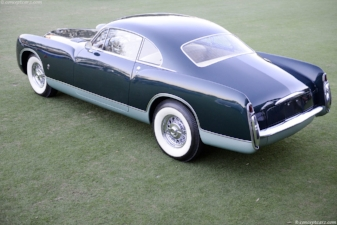 1954 Chrysler GS-1: A dream you could have...in French ( www.conceptcarz.com )