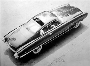 1953 DeSoto Adventurer II: A real stunner ( www.allpar.com )