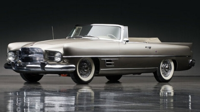 1956 Dual-Ghia: Over 100 were sold ( www.RMAuctions.com )