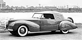 The continental began as a summertime plaything