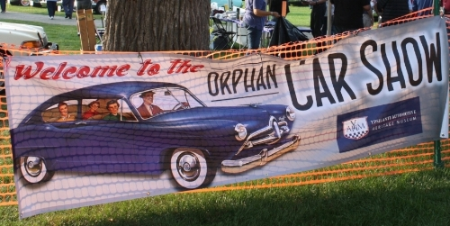 The 21st Annual Orphan car show ypsilanti, Michigan Photo by Mal Pearson