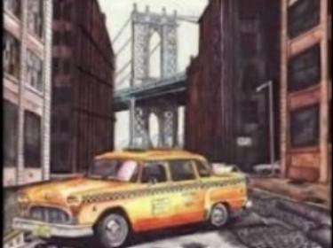 Checker Marathon Cab NY by Fastlane Design 2011