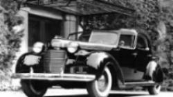 1937 Chrysler Imperial custom limousine: