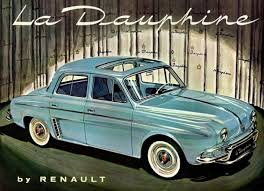 it certainly wasn't a lack of Style that doomed RENAULT in 1950s America