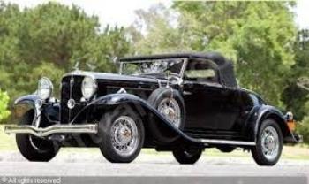 1934 Studebaker President Roadster
