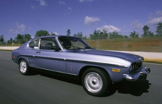 1973 Capri 2600: pint-sized muscle