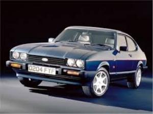 1986 Capri Mk III: Cult classic (www.honestjohn.co.uk)