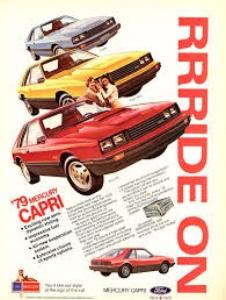 1979 Mercury Capri: Botched by the Yanks