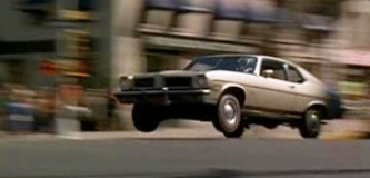 ONE MORE VISIT TO HOLLYWOOD: TOUGH COP ROY SHEIDER'S  1973 PONTIAC VENTURA II  TORE UP THE STEETS OF NEW YORK   IN PHILIP D'ANTONI'S  THE SEVEN-UPS.