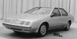 1978 Ford Probe I Concept car