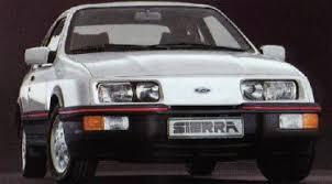 1985 Ford Sierra XR4