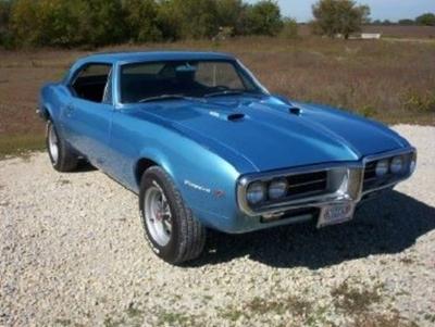 1967 Pontiac Firebird : Taking a Camaro and giving it pontiac style, and a Pontiac heart ( www.Firebirdgallery.com )