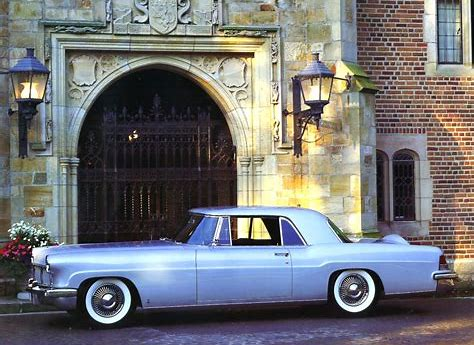 1956 Continental Mark II (www.Ayay.co.uk)
