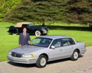 1988 Lincoln Continental