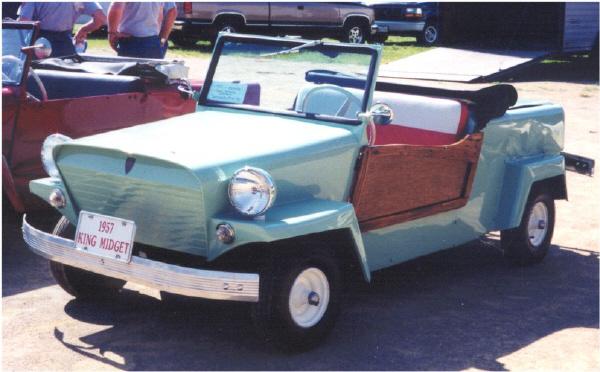 King Midegt Model III (www.kingmidgetcarclub.org)