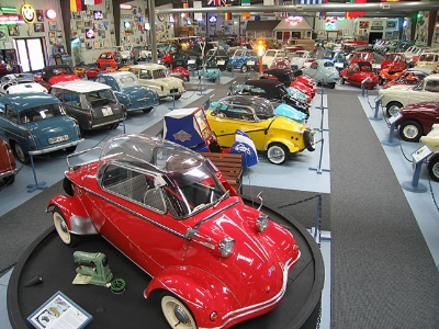 Bruce Weiner's Microcar Museum (Closed, sadly, in 2013)