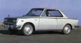 The 1966 Corona: The first Japanese car designed with U.S. consumers in mind