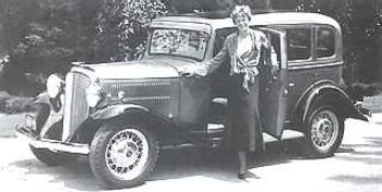 1932 Hudson Terraplane Sport Sedan given to Emilia Earhart (www.oldcarandtruckpictures.com)