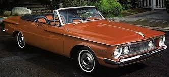 1962 Plymouth Fury Convertible: Not bad (www.fiftiesweb.com)