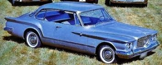 the compact 1962 Plymouth Valiant (www.fiftiesweb.com)