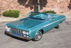 1964 Plymouth Fury: A pretty little chicken (www.OldCarsWeekly.com)