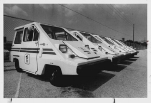 Commuter Vehicles may have sold the U.S Postal Service more than its ComutaVan could deliver ( www.CLassic-Car-History.com )