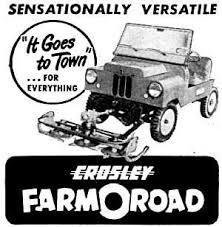 Crosley Farm-O-Road ( www.servicemotors.com )