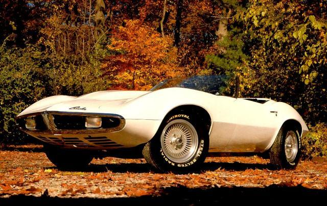 The Banshee: DeLorean Tried and failed to persuade GM to build a true Pontiac sports car. That dream never died