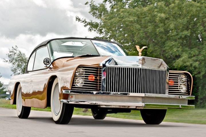 1967 Mohs Ostenatienne Opra Car