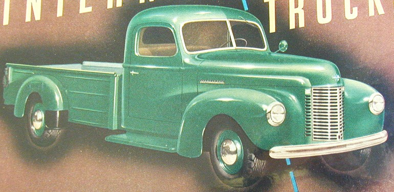 1941 International Series K Pickup truck