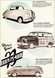 promotional advert circa 1947 ( www.Hansonmechanical.wordpress.com )