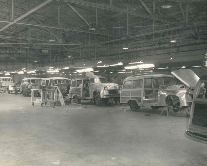 Kellers on the production line ( www.Huntsvillerewound.com )