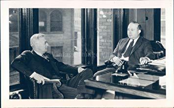 George D Keller (right) (www.amazon.com)