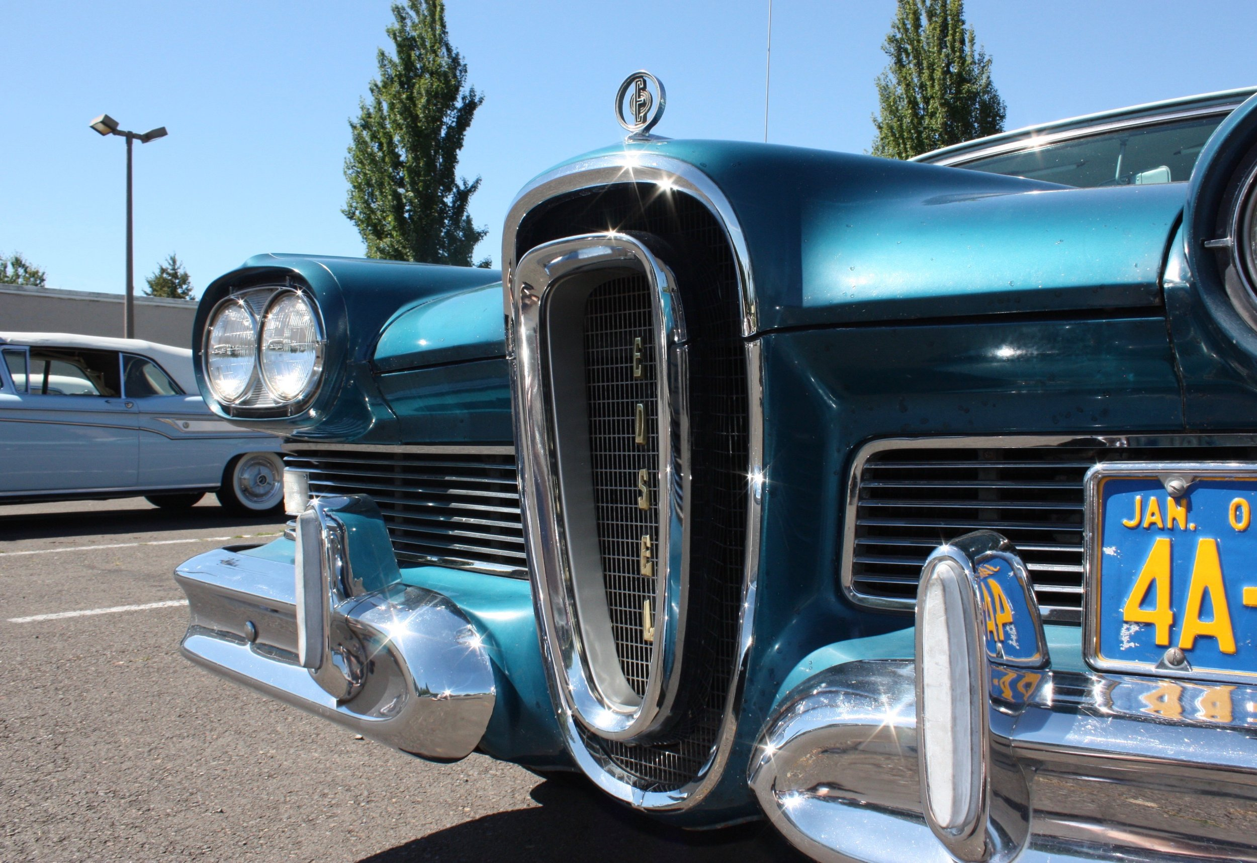 Photgraphed At an Edsel meetup in Keizer OR in 2018