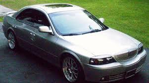 1999 Lincoln LS