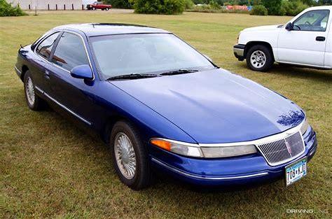 1993 Lincoln Mark VIII (www.drivingline.com)