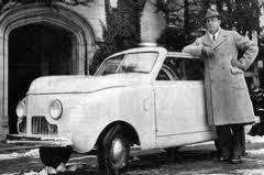 Poewll Crosley and his Model CC