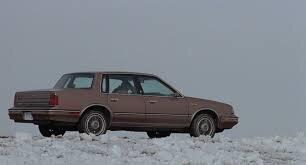 A-body Olds Ciera, as it appeared in the film Fargo