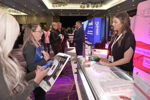 Sponsors and Exhibitors — The Medical Spa Show