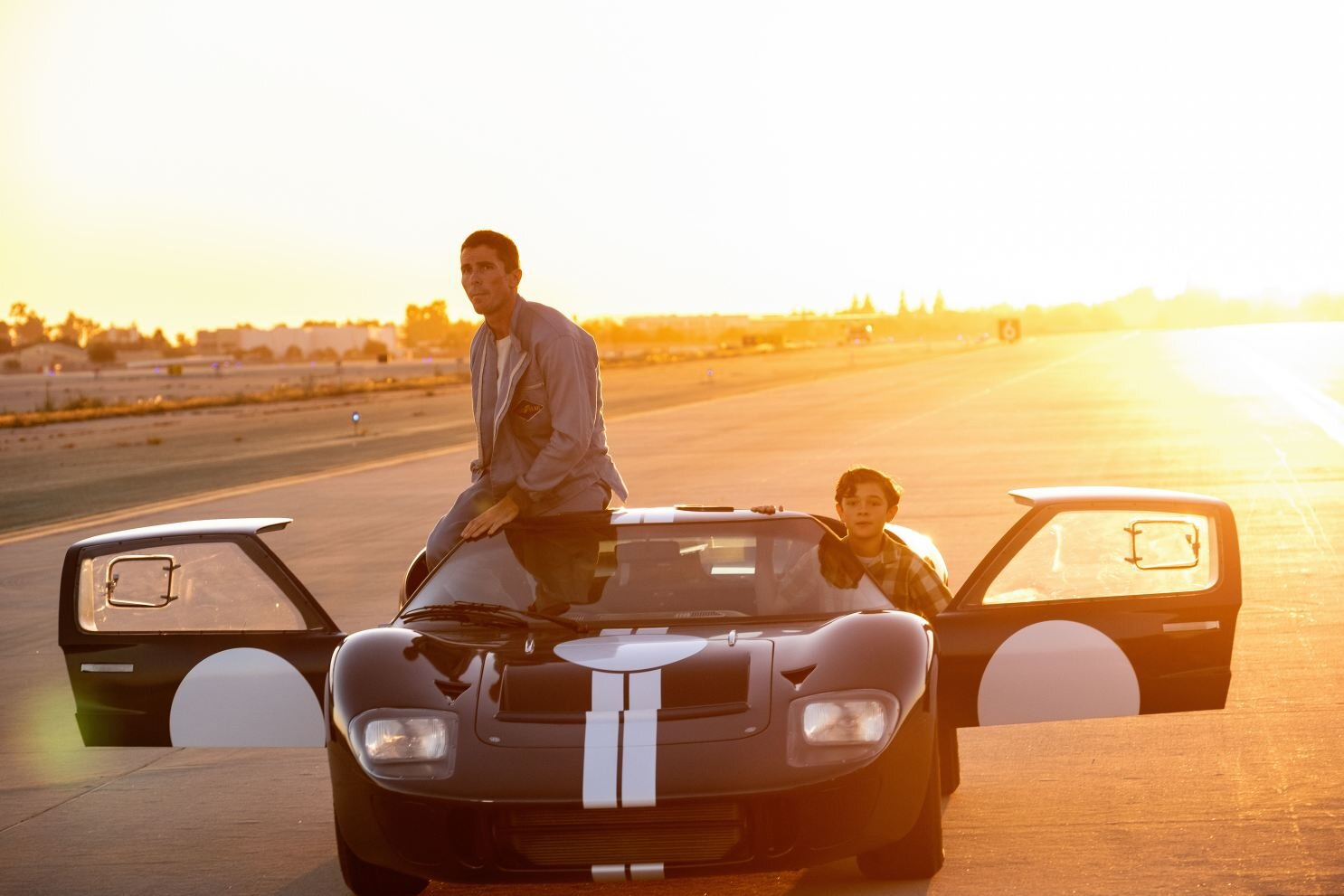 Le Mans 66 Review The Tale Of Ford V Ferrari Hits Top Gear