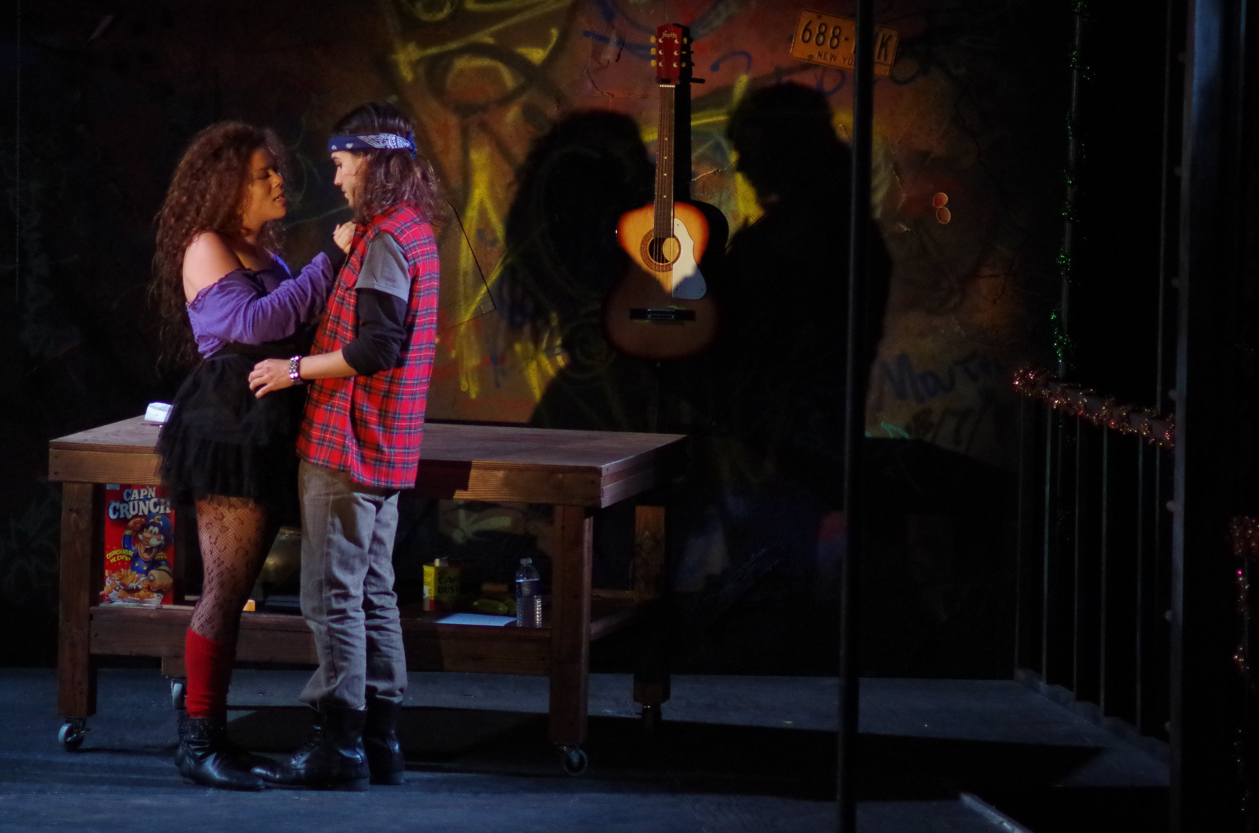 Mimi in RENT! Directed by Suzi Takahashi