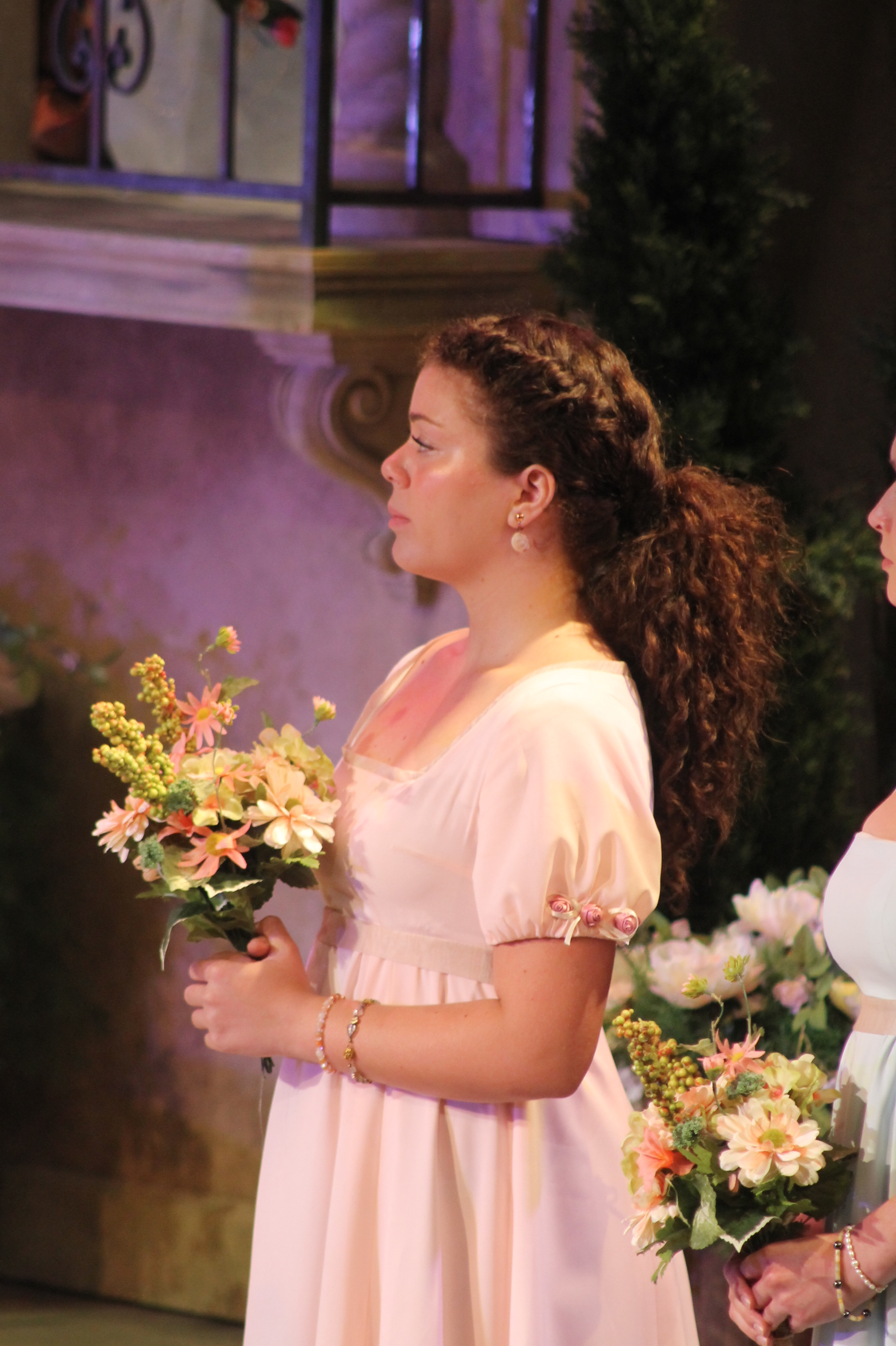 Ursula in Much Ado About Nothing, Directed by George Judy