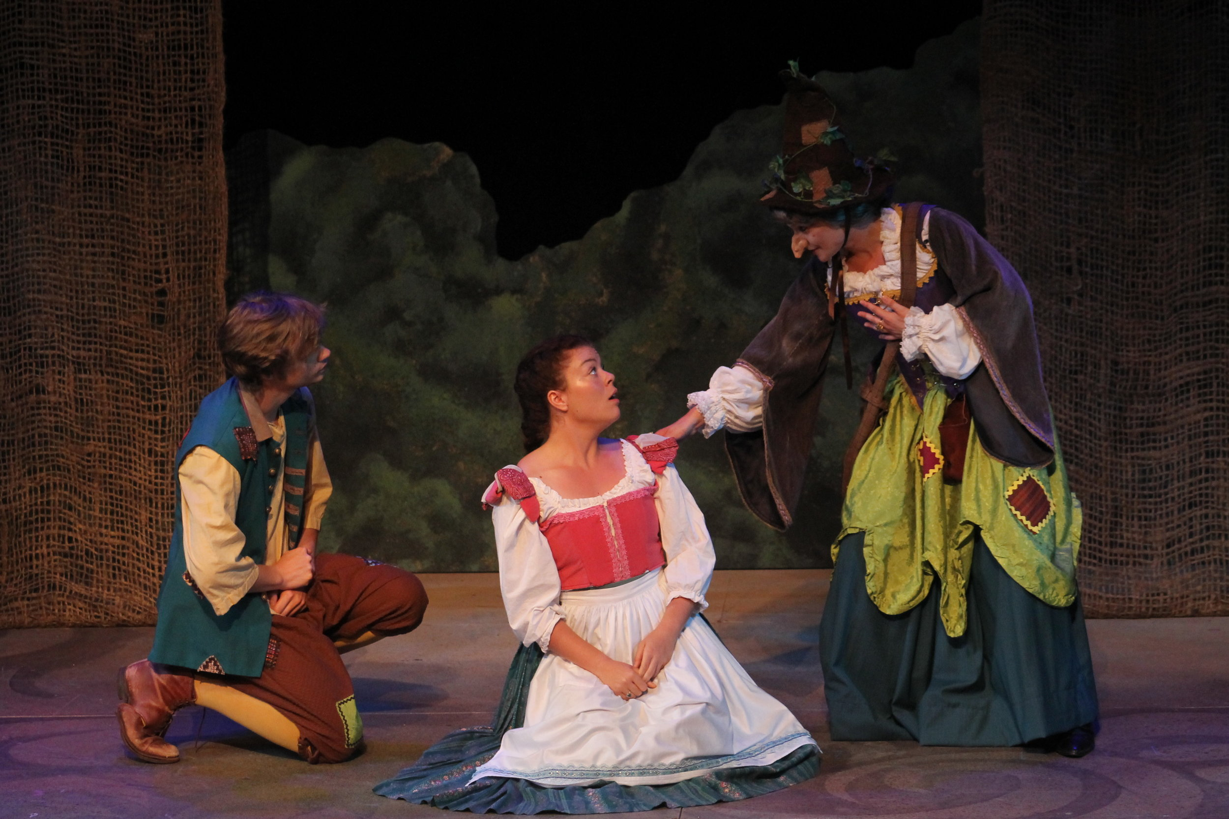Mabel in The Witch of Pickle Patch, Directed by Jason Richards