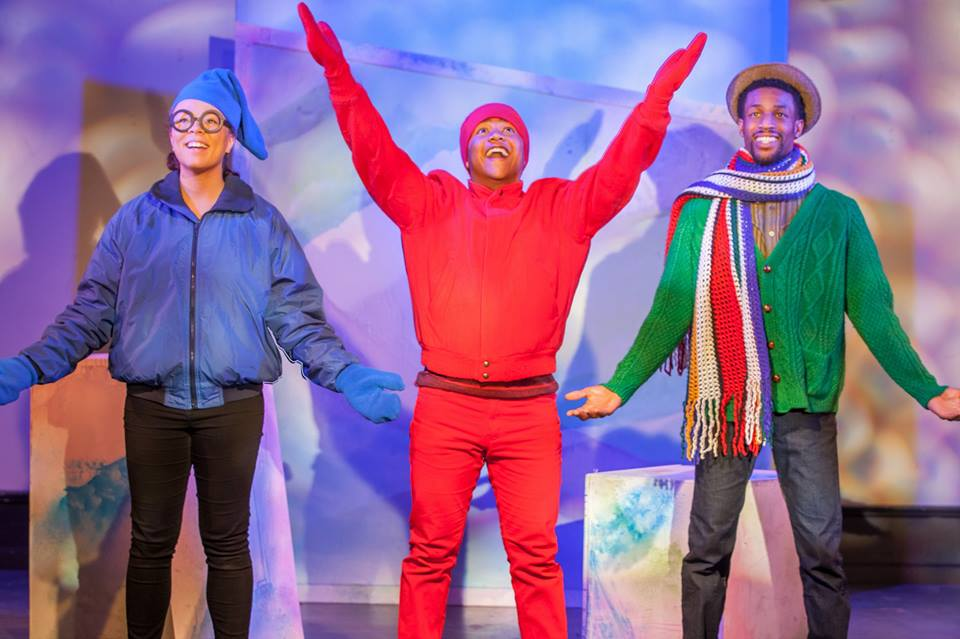 Archie in The Snowy Day and Other Stories, Directed by Julia O' Brien
