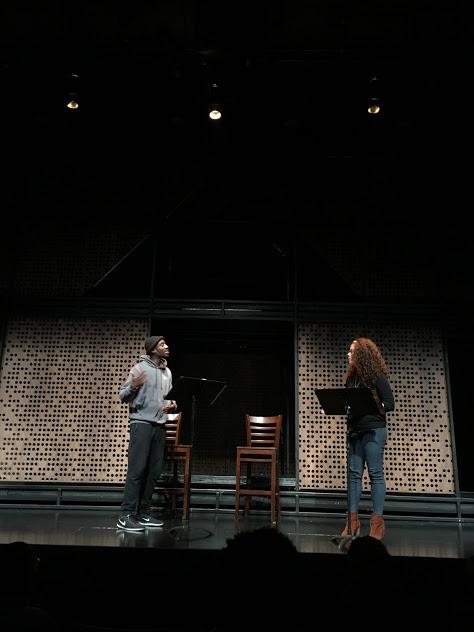Performed a sneak peek of Hype Man at the Flea at Vineyard Theater