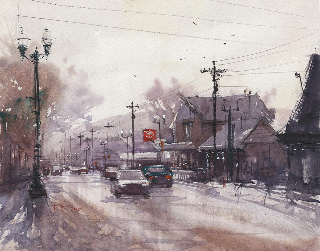 Midway Main Street