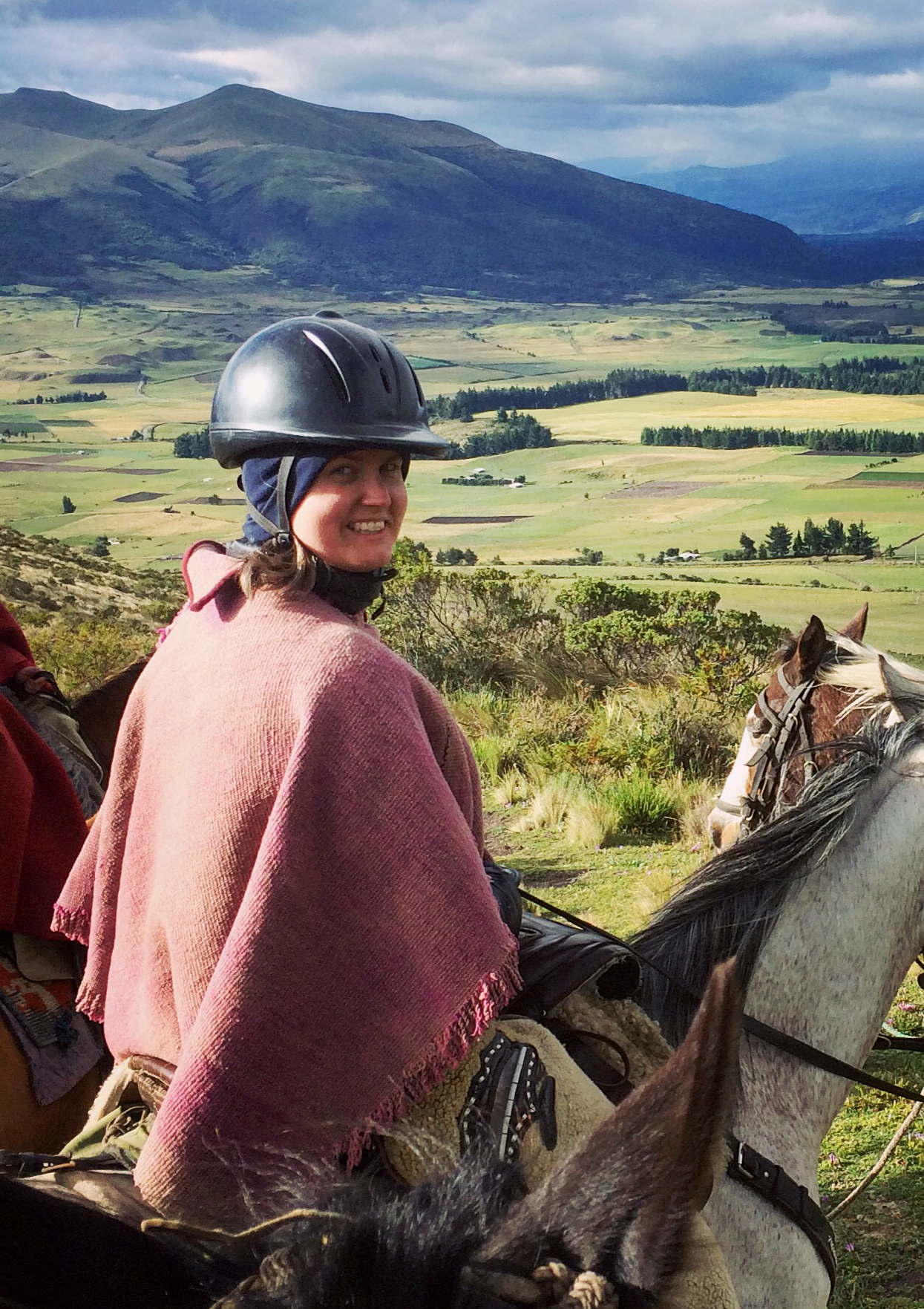 """Food, Farm, and Fleece"" was more than I could ever have hoped for... I loved every minute of the trip ... I would recommend this trip to anyone with a sense of adventure who is looking for a deeper experience than typical tourism."" -Isabel"