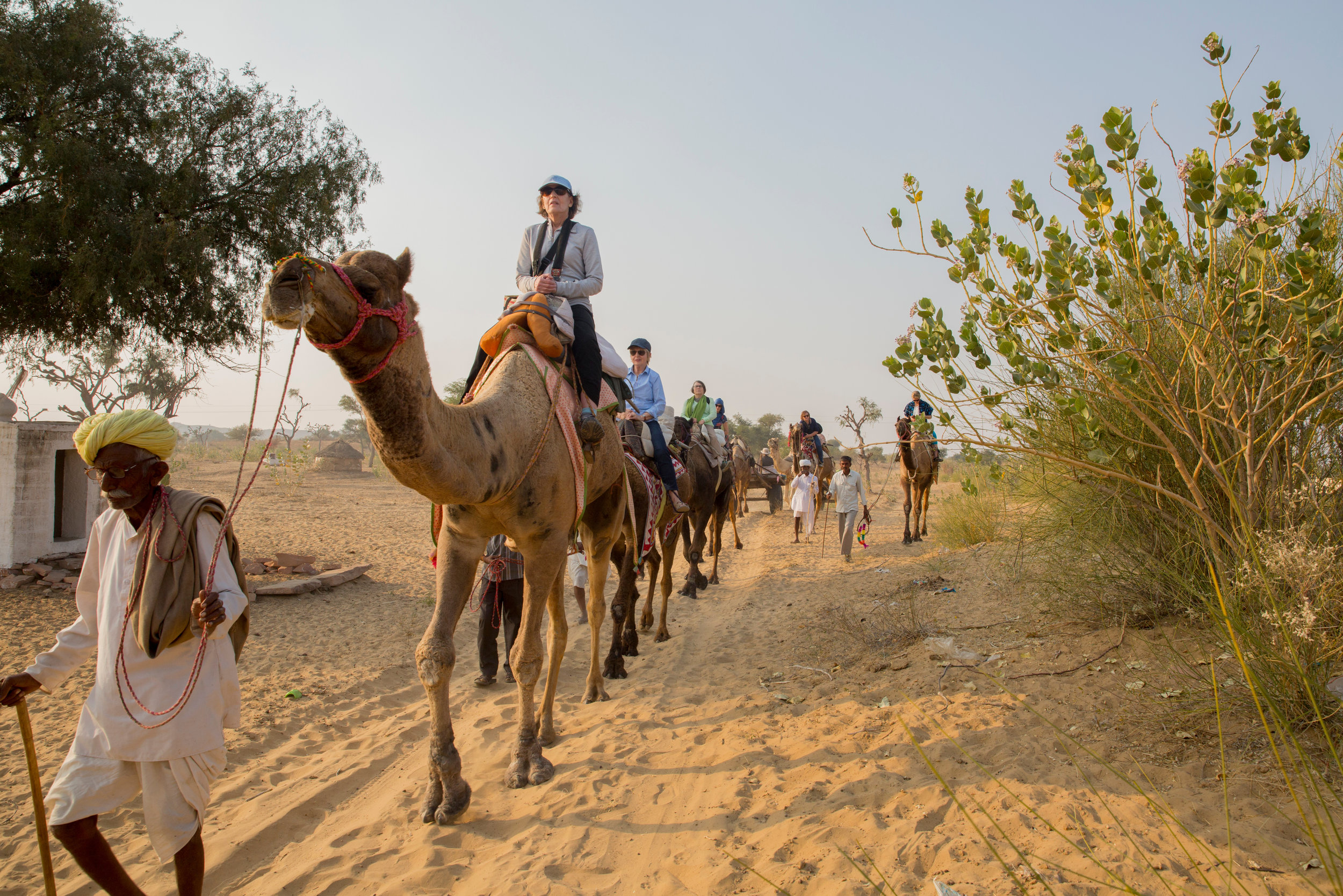 JEWELS OF RAJASTHAN - JANUARY 10TH-24TH, 2020